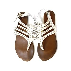 "Aldo ""Barbra"" Flat Sandals"
